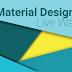 Material Design Live Wallpaper Premium v2.2 Apk