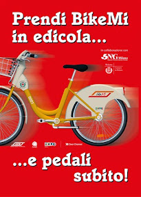 Pedala in edicola con BikeMi