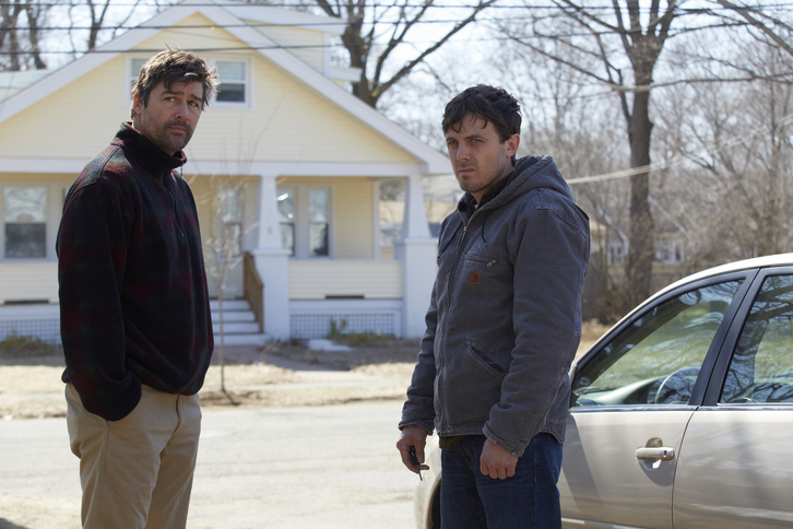 MOVIES: Manchester by the Sea - Interviews w/ Matt Damon, Casey Affleck & more - Sundance 2016