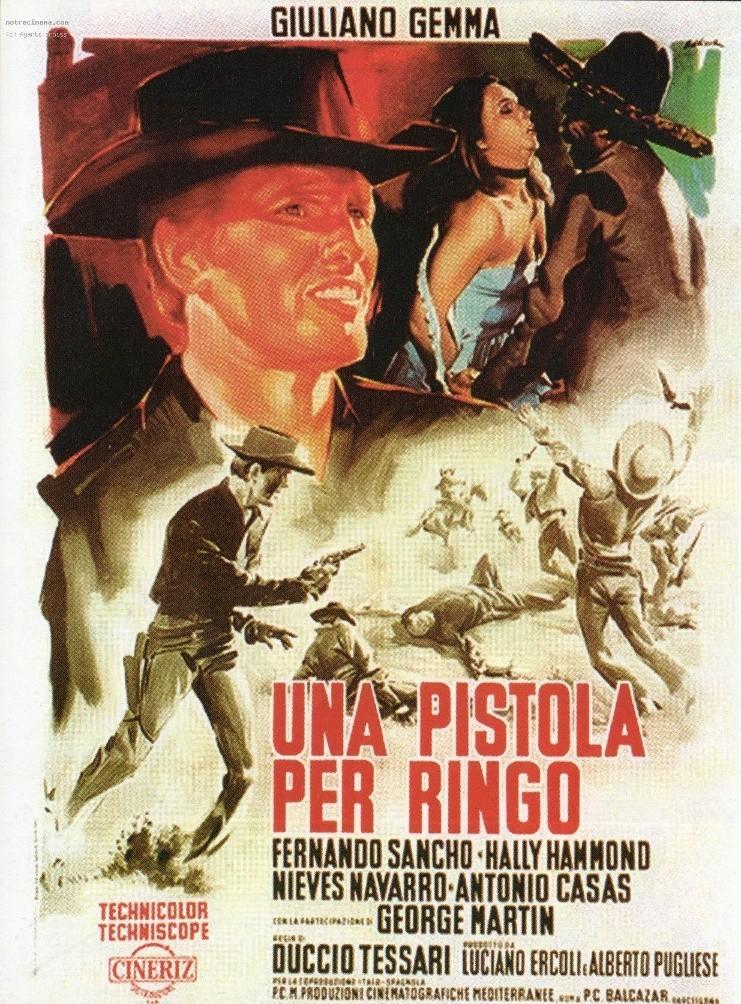 Una pistola para Ringo (1965)
