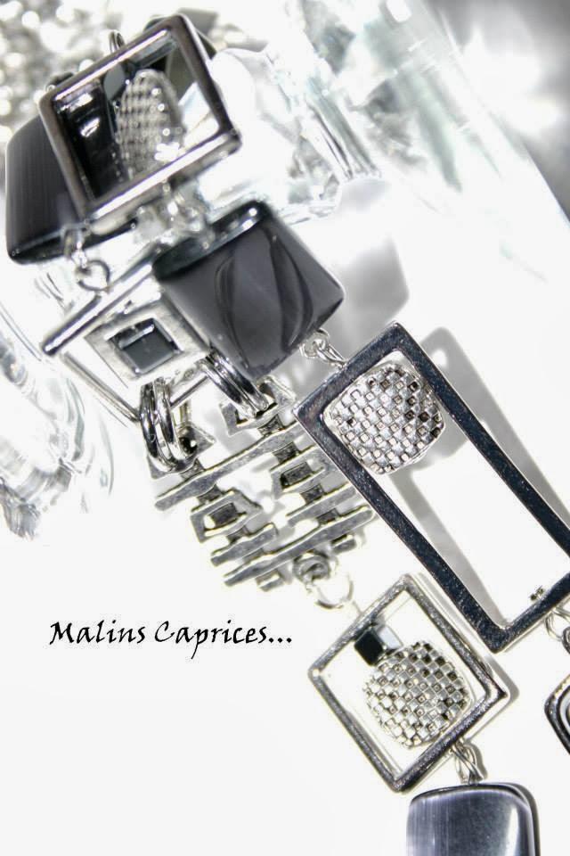 Malins Caprices bijoux