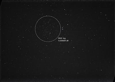 NGC 752 (Caldwell 28)