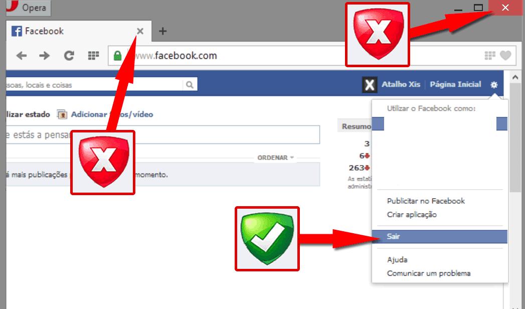 facebook logout link - DriverLayer Search Engine