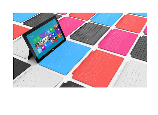 Surface+color+keyboard Windows Reimagined: The Slate with Microsoft Windows 8