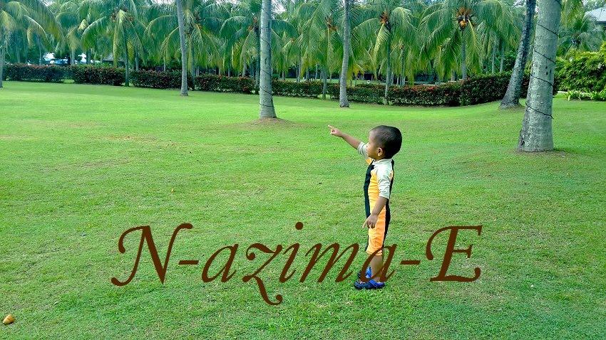 N-azima-E is typing...
