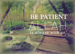Allah heard you, just be patient.