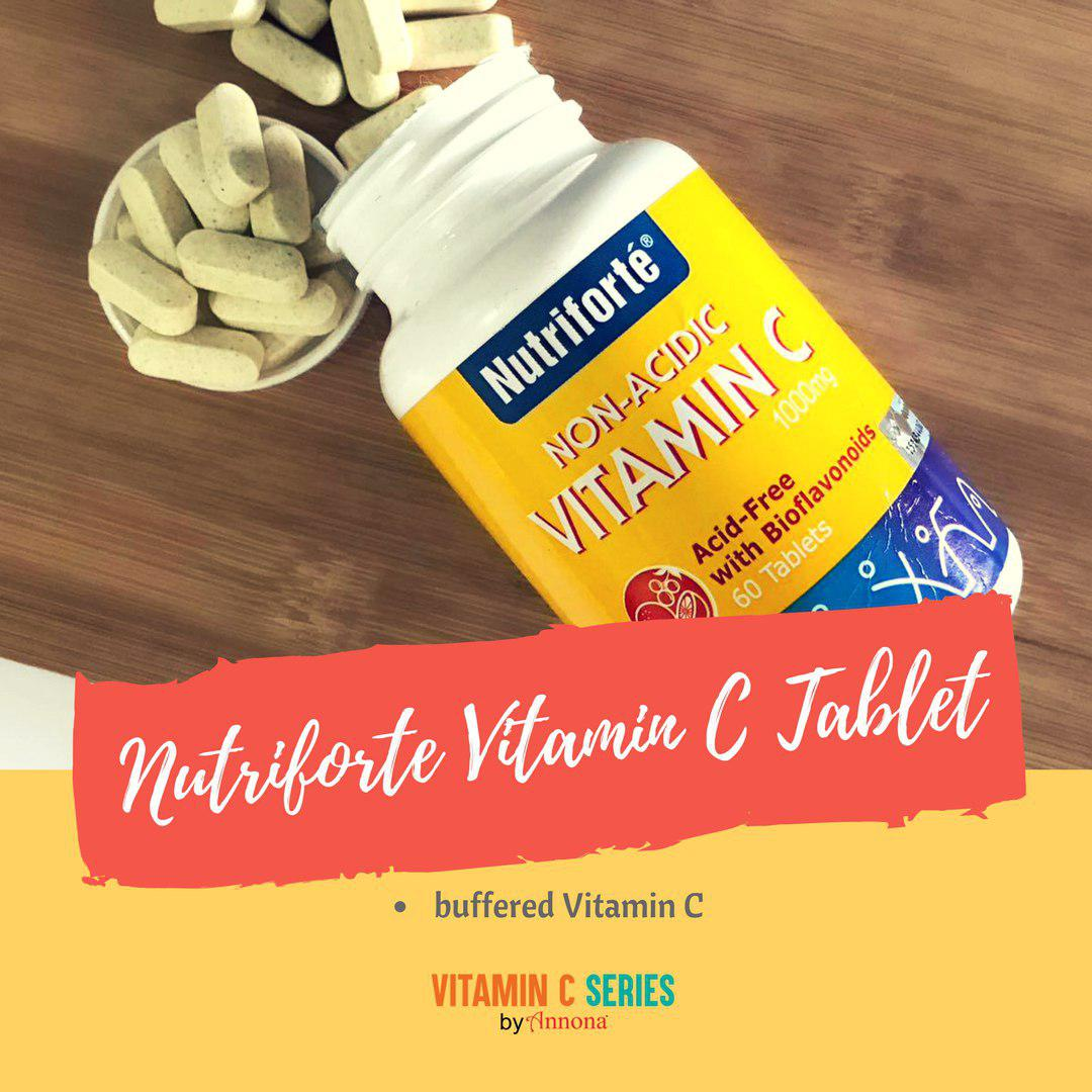 Nutriforte Vitamin C Tablet