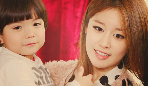 2 Cute Creatures, Park Jiyeon Photo