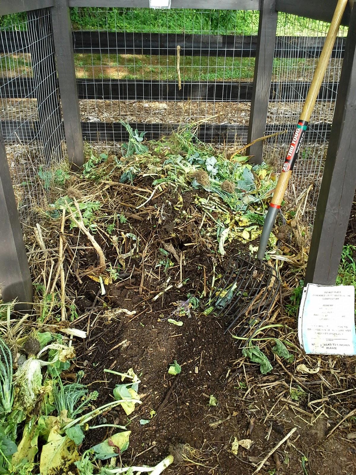 Green Meadows Community Garden: 06/03/14