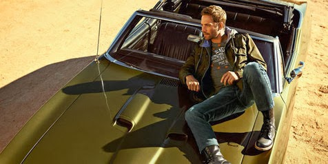 Bintang THE FAST AND THE FURIOUS, Paul Walker Meninggal Dunia