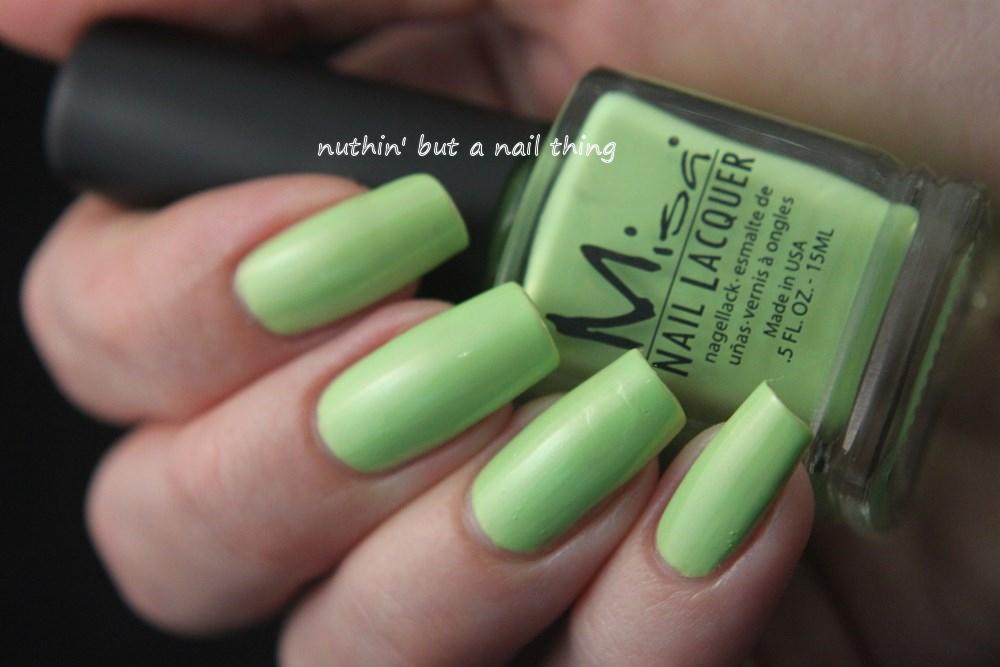 Misa - Lime Love