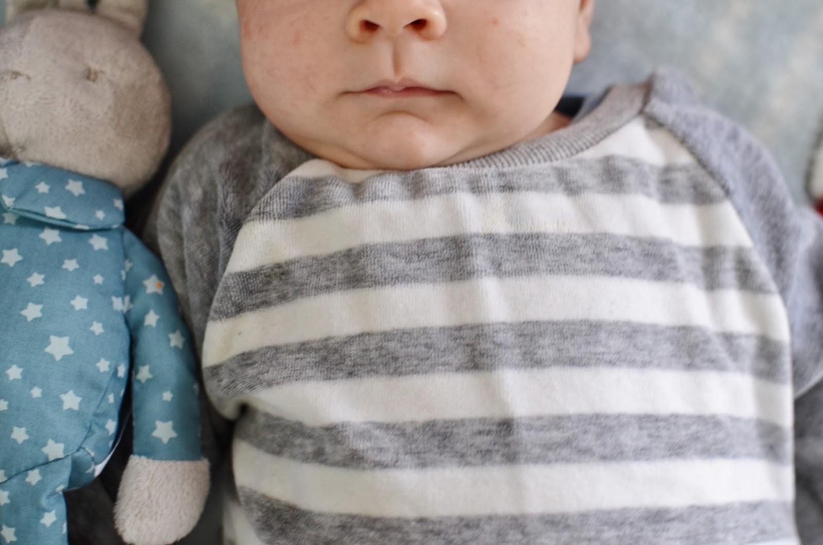 Sudadera bebé II