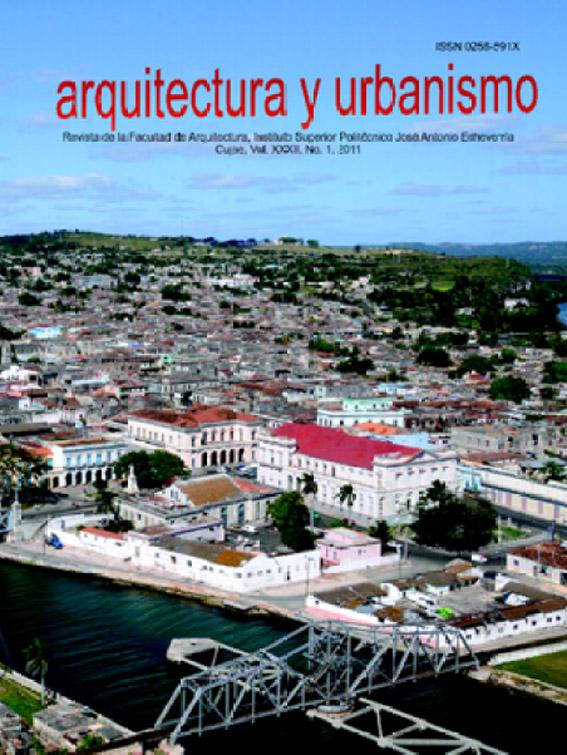 Revista Arquitectura Y Urbanismo 1 2011 Arquitectura Cuba