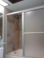 New Shower/Tub Unit