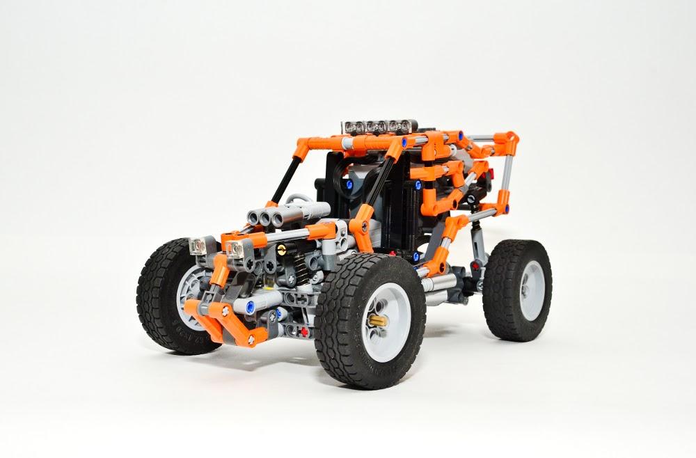 Filsawgood Lego Technic Creations Lego Technic Desert Fox