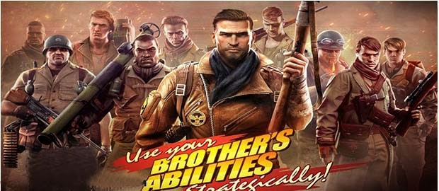 Brothers in Arms® 3 Apk v1.0.0h