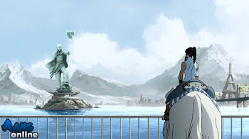 Libro 1: Aire, Capítulo 1: Bienvenida a Ciudad República - La leyenda de Korra