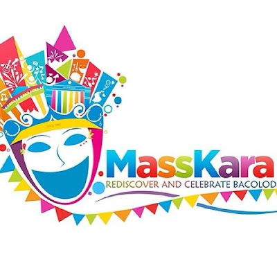 Masskara 2013 Official Logo