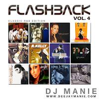DJ MANIE presents Flashback 4