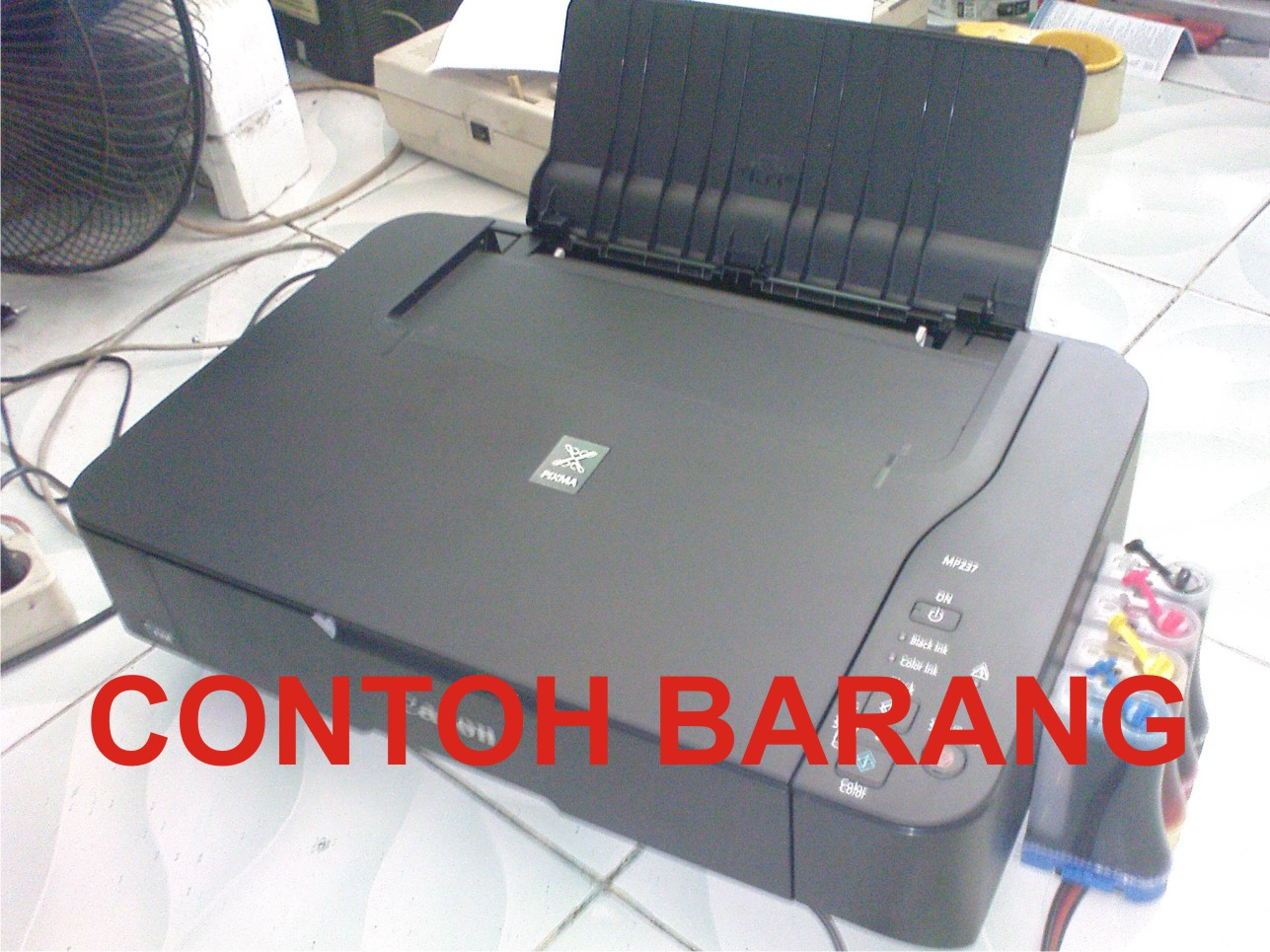 Printer Canon Mp237 Infus Paket Printer Canon Mp237