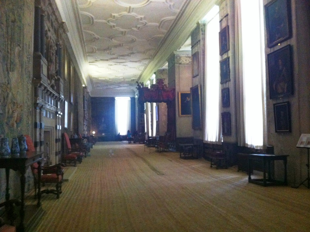 Hardwick Hall Long Gallery