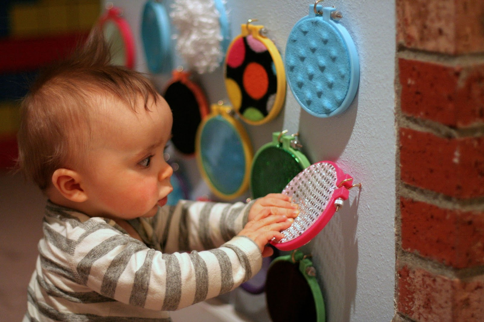 DIY Sensory Boards for Babies and Toddlers