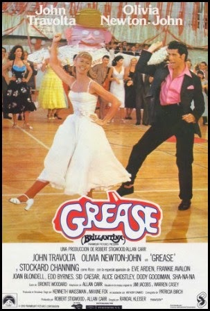 Brillantina (Grease, de Randal Kleiser, 1978)