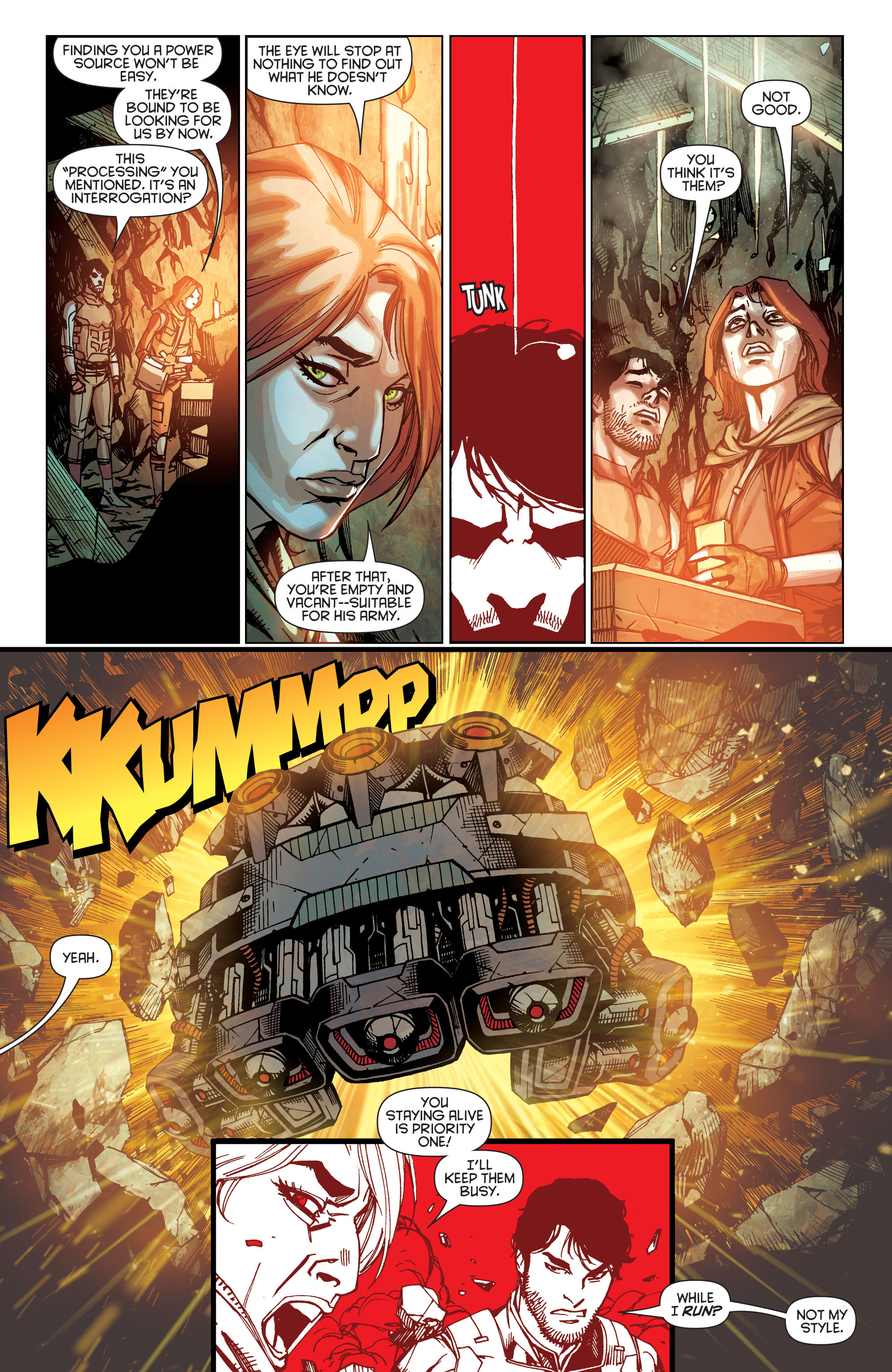 Batman Beyond (2015) Issue #2 #2 - English 13