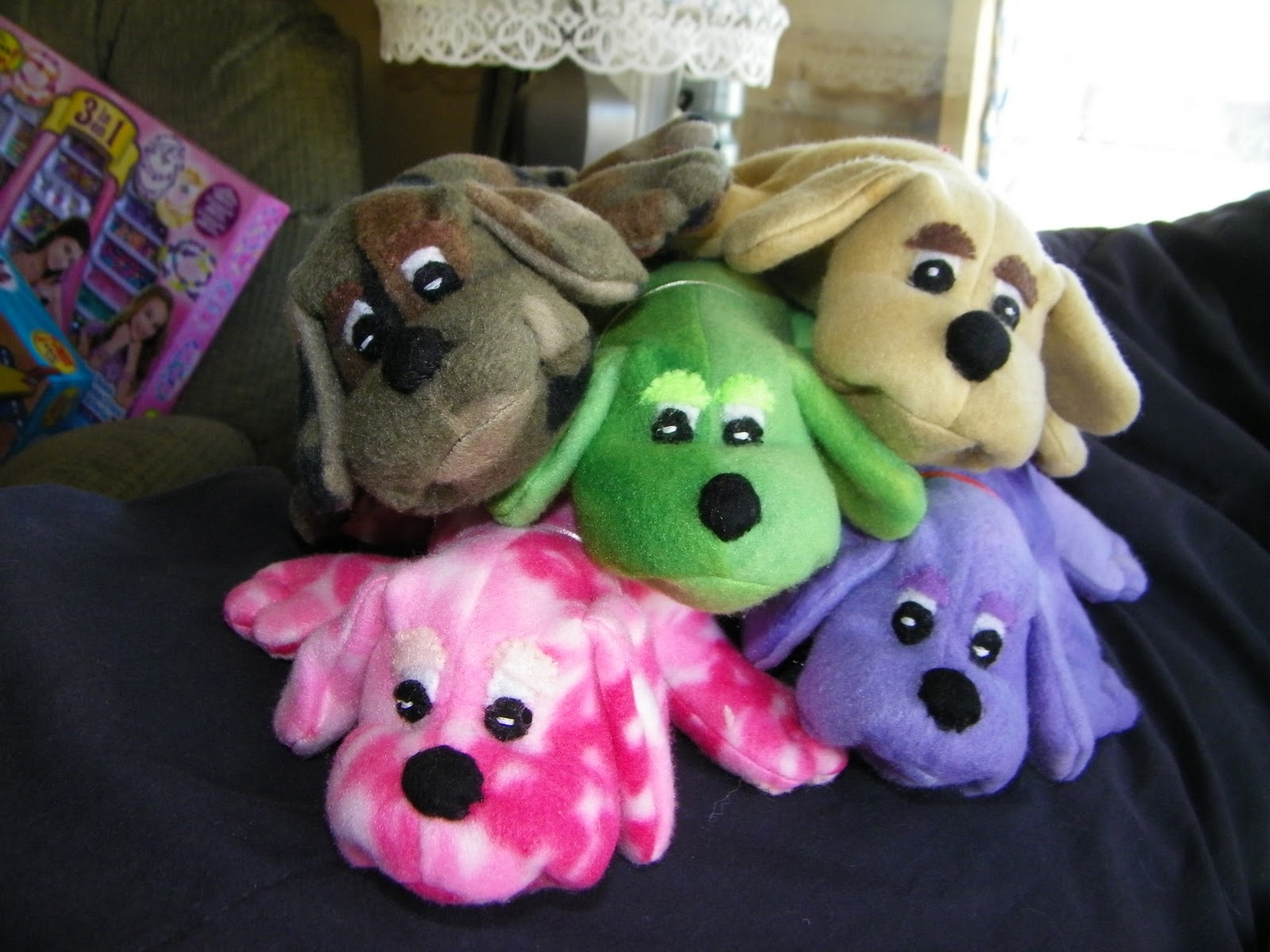 Michele s Simply Sweet Janice Mead s Pound Puppies For Sale