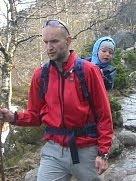 Bartek (na plecach Jan)