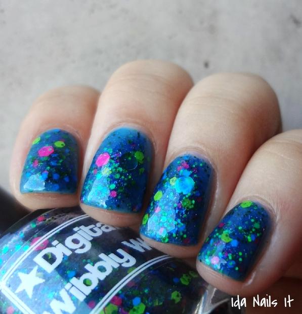 Ida Nails It: Digital Nails Spamorama
