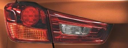 Lampu Belakang Mobil Mitsubishi Outlander