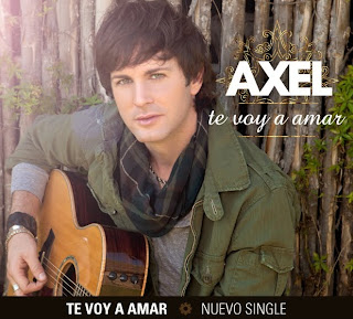 Axel - Te Voy A Amar Lyrics
