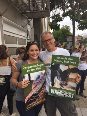 Farm Sanctuary's Walk for Farm Animals