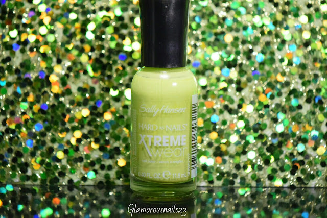 Sally Hansen Xtreme Wear Green With Envy