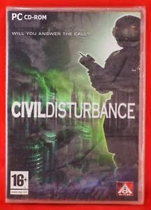 Free Download Civil Disturbance PC Game Highly Compressed