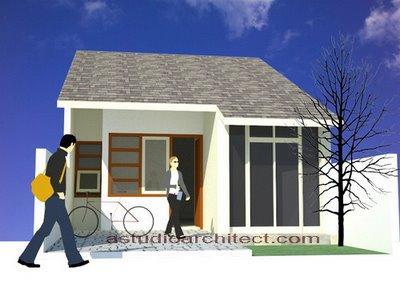 denah rumah sederhana on Trendy Home: Desain Rumah Sederhana 29091195935