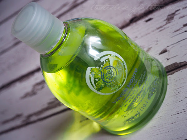 The Body Shop - Virgin Mojito Body Splash.