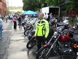 bikes at Lynde Motorsports, Brattleboro VT