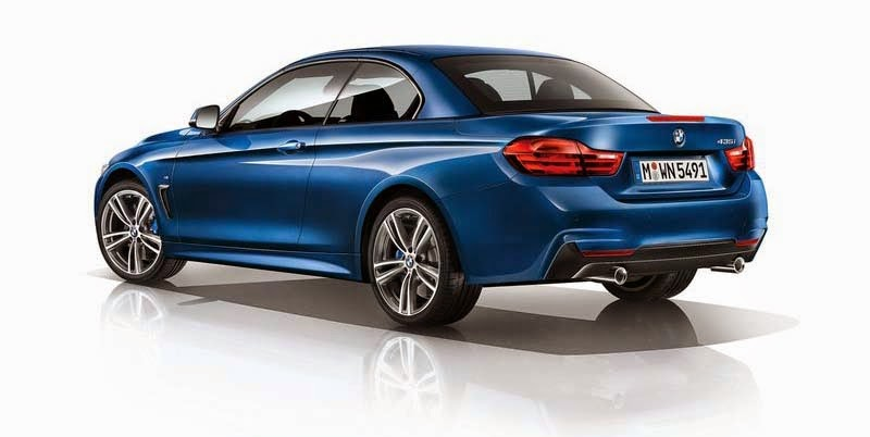 BMW 4-Series Convertible, 2014, Indo Automobiles, Cars Concept, Luxury Automobile