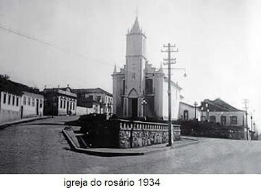 IGREJA DO ROSARIO EM 1934