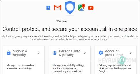 Ganti Kata Sandi Gmail Di Android