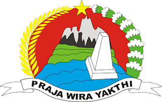 Logo Korem 172 Praja Wira Yakthi