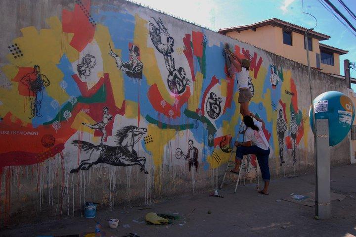 Itapuã é um grande circo (2010)