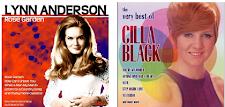 LYNN ANDERSON, CILLA BLACK