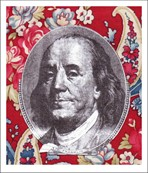 Ben Franklin Mystery Quilt