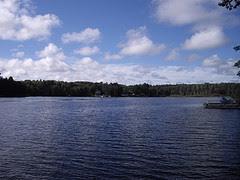Lake Shishebogama