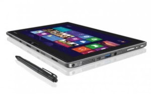 Toshiba WT310-106 hybrid Tablet PC with stylus and LTE support