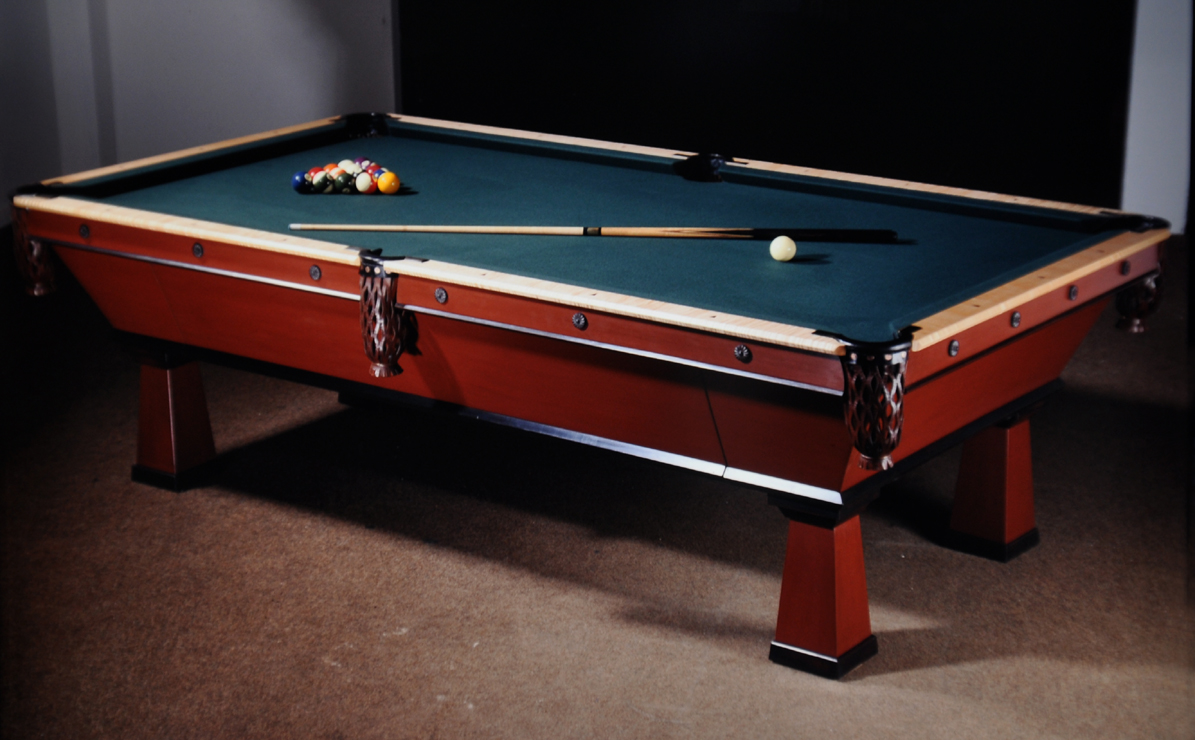 Furniture A Woodworkers Photo Journal All The Pretty Pool Tables