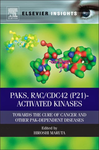 The First Book on PAKs (2013): <br> RAC/CDC42 (p21)-activated Kinases